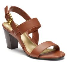 Kohls Chaps Bedding by Leona Women U0027s Block Heel Sandals