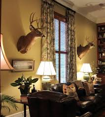 Camo Living Room Decorations by Deer Themed Living Room U2013 Decoration