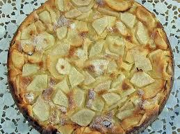 birnen apfelkuchen