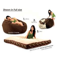 Fuf Bean Bag Chair Medium by Bean Bag Chairs King Size Bed U2013 Rhythmforlife Info
