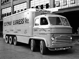 100 Roadway Trucking Tracking 195557 EISENHAUER 2 Of Ohio Powered By 2 GM 6cylinder Engines