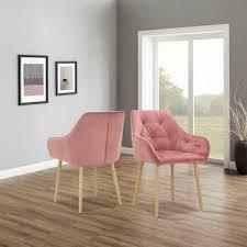 inosign armlehnstuhl betty im 1er und 2er set erhältlich mit weichem samtvelours bezug mit zwei unterschiedlichen beinfarben schwarz und