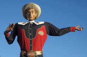 Tag Big Tex A Positive Parking Experience At State Fair