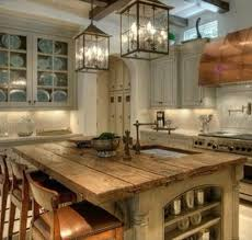 rustic kitchen lighting ideas fpudining