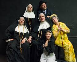 Fells Point Halloween Festival by Fells Point Corner Theatre The Divine Sister
