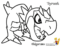 Coloring Pages Pokemon X And Y Archives Inside Xy