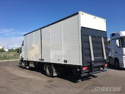 Used Scania -p230 Box Trucks Year: 2011 Price: $45,606 For Sale ...