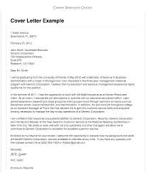 Resume Cover Letter For Customer Service Good Position And