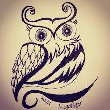720x720 Best Photos Of Cute Owl Drawings