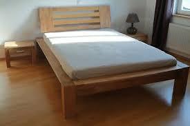 schlafzimmer set dänisches bettenlager eiche massiv geölt