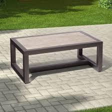 Smith And Hawken Patio Furniture Target by Premium Edgewood Metal Patio Coffee Table Smith U0026 Hawken Target