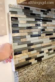 tile shop tuesday applying tile all things g d