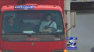 Truckers Caught Texting While Driving