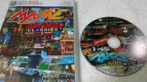 Emulador Mame 602 Games P/ X-box Rgh Dvd - R$ 35,00 Em Mercado Livre