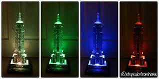 Ravensburger 3D Empire State Building ET Speaks From Home