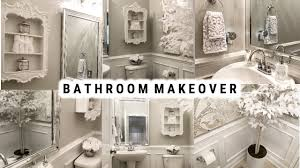 DIY Small Bathroom Makeover | Glamorous Ideas On A Budget | Before ... 42 Brilliant Small Bathroom Makeovers Ideas For Space Dailyhouzy Makeover Shower Marvelous 11 Small Bathroom Fniture Archauteonluscom Bedroom Designs Your Pinterest Likes Tiny House Bath Remodel Renovation 2017 Beautiful Fresh And Stylish Best With Only 30 Design Solutions 65 Most Popular On A Budget In 2018 77 Genius Lovelyving Choose Floor Plan Remodeling Materials Hgtv