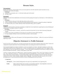 Resume Templates Great Objective Statements Examples New Sample Of Resumes Objectives