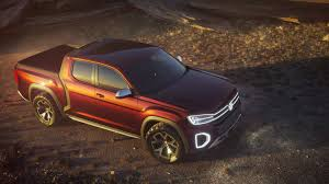 VW Tanoak Pickup Truck