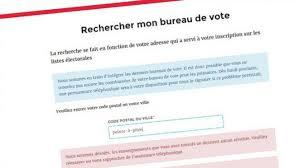 comment connaitre bureau de vote primaire de la gauche mais où sont les bureaux de vote outre mer