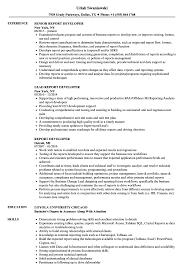 Report Developer Resume Samples | Velvet Jobs Tableau Sample Resume New Wording Examples Job Rumes Full Stack Java Developer Awesome 13 Ways On How To Ppare For Grad Katela Etl Good Design Gemtlich Testing Luxury Python Atclgrain 96 Obiee Samples Sr Business Objects Zemercecom Example And Guide For 2019 Sql Developer Resume Sample Mmdadco In 3 Years Experience Rumes Focusmrisoxfordco