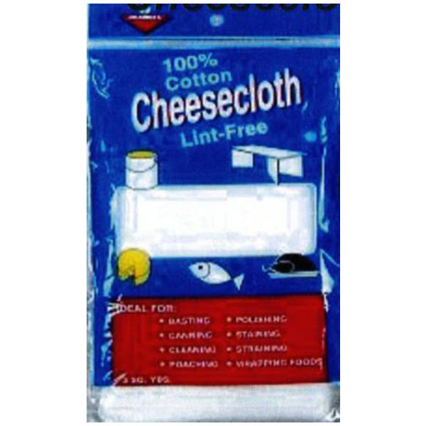 DDI 100% Cotton Cheesecloth (Pack of 72)