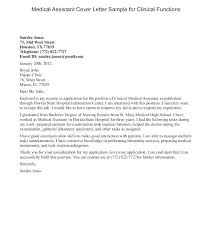 Cover Letter Health Care Administration Healthcare