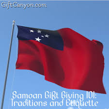Samoan Gift Giving 101 Traditions And Etiquette