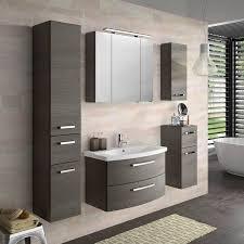 günstige badmöbel für kleine bäder badezimmer hochschrank