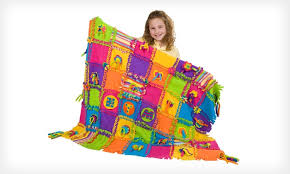 Kids Knot A Quilt Kit