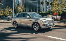 100 Bentleys On 27 2019 Bentley Bentayga Reviews News Pictures And Video