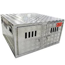 Aluminum Truck Box For Your Dog Truck Tool Box Dog Bloodydecks Hunting Pinterest Dogs Dogs 34 In Dog Box Tool Custom Tting Accsories Formulaoldiescom Owns Michigan Sportsman Online And Shotgunworldcom Homemade Special Order Hunter Series Triple Compartment Without Rds Alinum Boxes Like New From Ft Utility Crates Valley Eeering For Your Rig Picturestrucks 4wheelers Etc Biggahoundsmencom