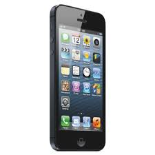 Apple Iphone 5 16GB Black Otterbox Defender Blazed