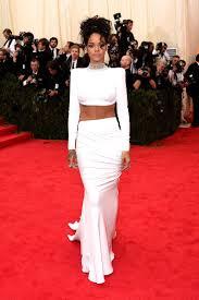 Evening Dresses Red Carpet by Best 25 Rihanna Red Carpet Dresses Ideas On Pinterest Bandeau
