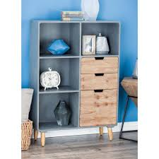 Home Depot Decorative Shelf Workshop by Lavish Home 5 Tier Ladder Blonde Wood Storage Shelf 83 15 5 The