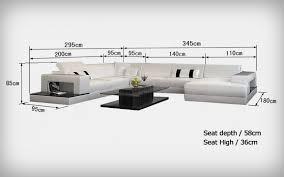 canapé angle sur mesure canapé d angle panoramique en cuir modèle mélodie personnalisé