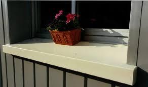 appui fenêtre composite pour isolation thermique extérieur ite