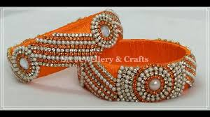 How To Make Designer Silk Thread Bridal Bangles At Home | Tutorial ... Bresmaid Jewelry Ideas How To Choose For Bresmaids Bold Design Ideas To Make Pearl Necklace Making With Beads Diy New What Is Projects Cool Home Luxury Under Make Embroidered Patches Blouses And Sarees At Jewellery Work Villa 265 Best Moore Jewelry Images On Pinterest Making Design An Ecommerce Website Xmedia Solutions Blog Decorating A Small Bedroom Decorate Really Learn How Jewellery Home With Insd Let Us Publish Backyards Woodworking Box Plans Free Download