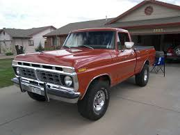 100 1976 Ford Truck This F100 Is A Tailgaters Dream Scom