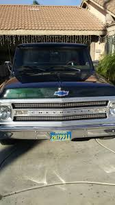 69 Chevy Truck C 10 Short Bed Step Side For Sale In Fontana, CA ...