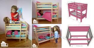 diy doll bunk beds home design garden u0026 architecture blog magazine