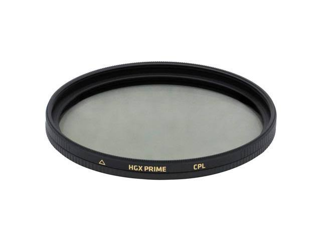 Pro-Master Circular Polarizer HGX Prime Filter - Black, 82mm