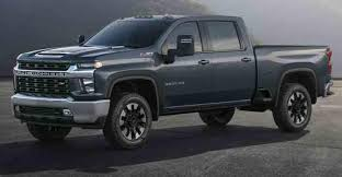 100 Three Quarter Ton Truck General Motors Hulking 2020 Chevy Silverado HD Breaks Cover