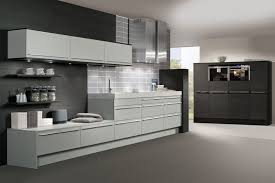 Best Color For Kitchen Cabinets 2015 by Stylish And Cool Gray Kitchen Cabinets For Your Home