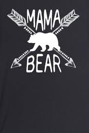 Mama Bear Arrows Apron Inset 1