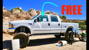 100 Free Truck FOUND A FREE TRUCK IN THE HILLS UNBELIEVABLE
