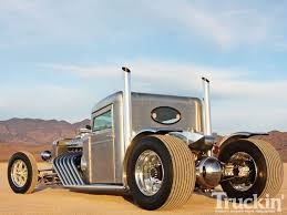 100 Rat Rod Semi Truck Peterbilt Hot 12V71 Detroit Diesel Engine In