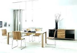 Minimalist Dining Room Table Set