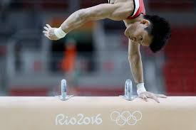 in men s gymnastics the pommel horse is the toughest apparatus to