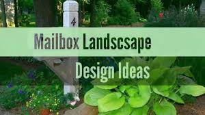 100 Letterbox Design Ideas Awesome Mailbox Idea 29 Best Creative Diy Landscape You Tube