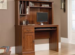 Sauder Shoal Creek Executive Desk by Riveting Art Charming Reception Furniture Tags Delightful